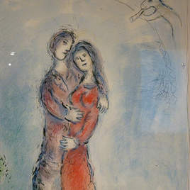Dalí - Chagall Hall