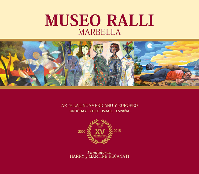 RALLI MUSEUM MARBELLA - VIRTUAL BOOK