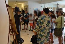 שיתוף פעולה של מוזיאון ראלי עם אגודת TDA-h ממלגה