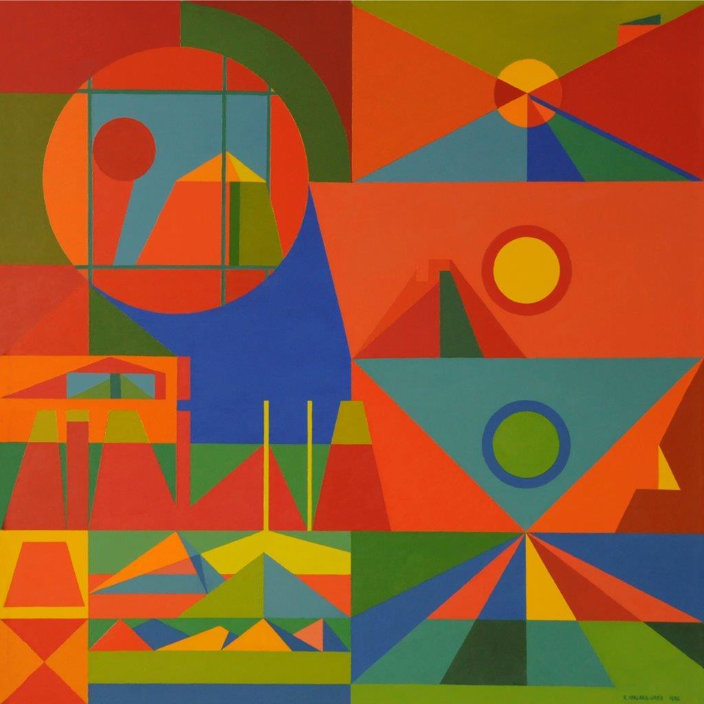 """Algo más que geometría"""" - Retrospectiva Ramón Vergara Grez, Ralli ..."""