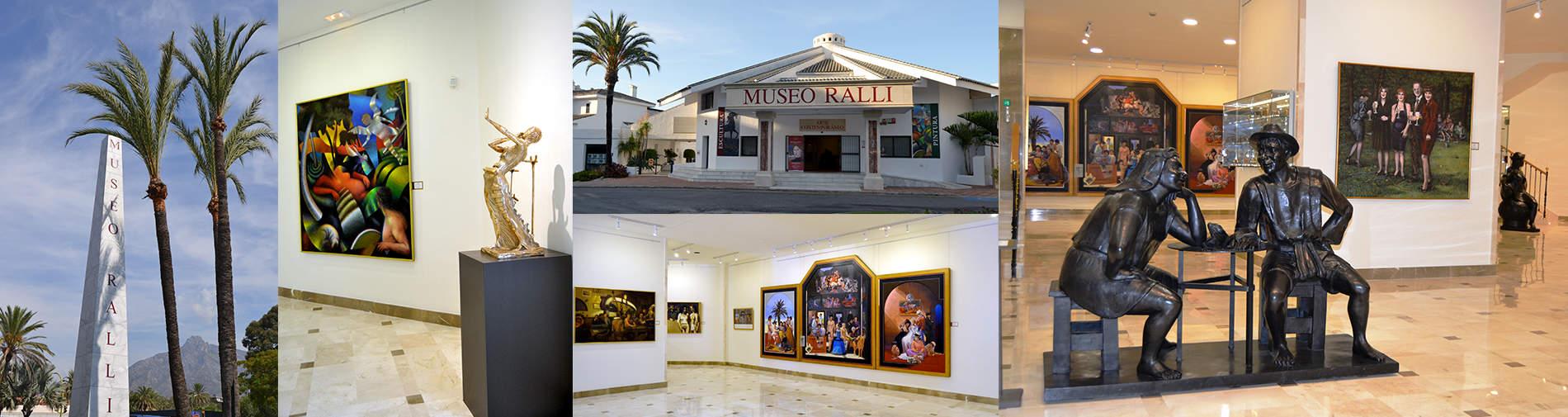 מוזיאון ראלי במארבייה, ספרד