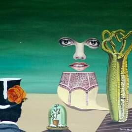 Permanente Collection | European art: Surrealisms. From Giorgio de Chirico to Francis Bacon.