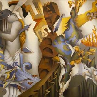 תערוכה קבועה | אומנות מאמריקה הלטינית