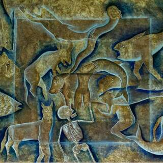 """""""Contemporary art in Oaxaca. Vanguard, myth and tradition"""""""