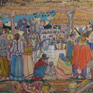 רב-אמנים ארגנטינאים