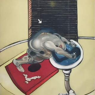 Obra gráfica de Francis Bacon