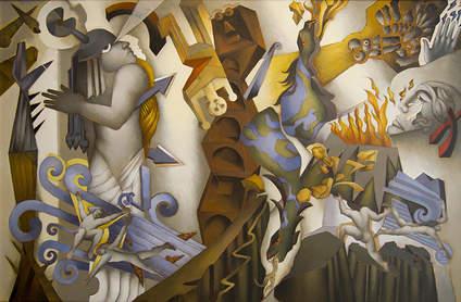 Novedades en la colección permanente del Museo Ralli de Marbella.