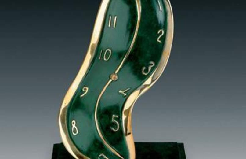מוזיאון ראלי קיסריה, ריקוד הזמן, סלבדור דאלי