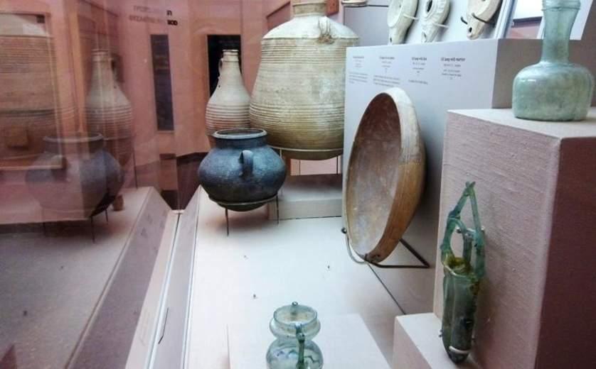 מוזיאון ראלי קיסריה, פריטים ביזנטיים, תערוכת חלומו של הורדוס
