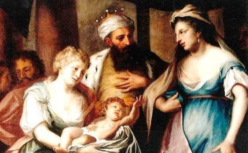 """מוזיאון ראלי קיסריה, """"שלמה"""", סיפורי התנ""""ך"""