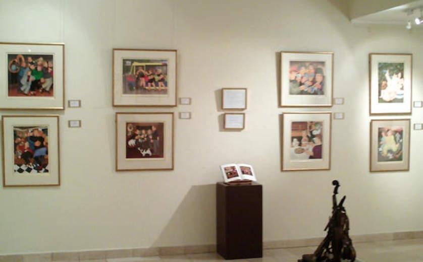 מוזיאון ראלי סנטיאגו דה צ'ילה, תערוכת בריל קוק