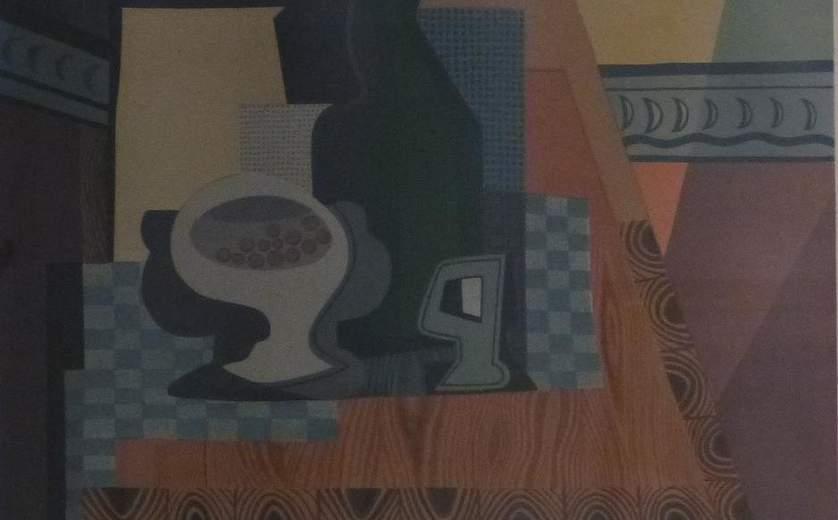 מוזיאון ראלי סנטיאגו דה צ'ילה, תערוכת אמנים ארגנטינאים