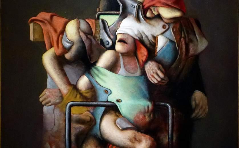 מוזיאון ראלי סנטיאגו דה צ'ילה, אוסף אמנות לטינו-אמריקאית