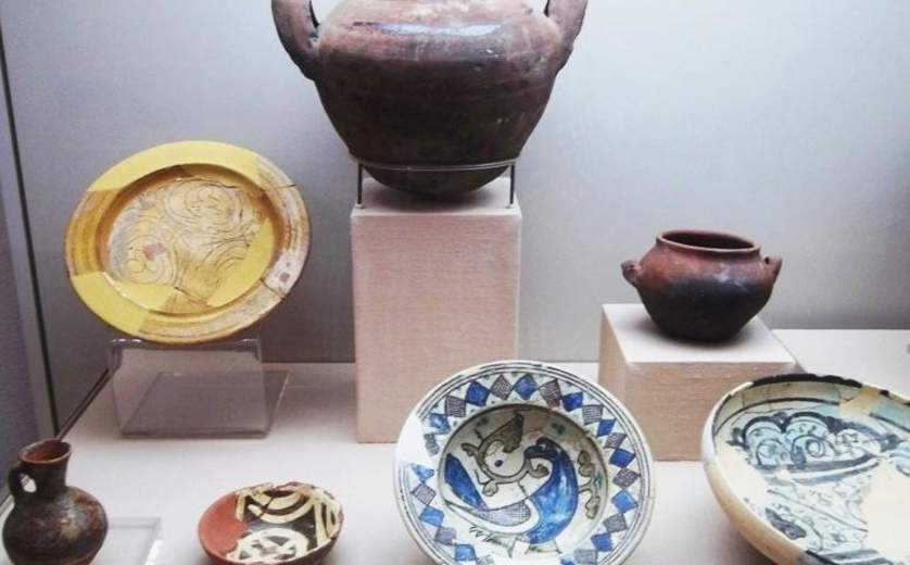 "Ralli Museum, Crusader Items, ""Herod's Dream"" exhibition"