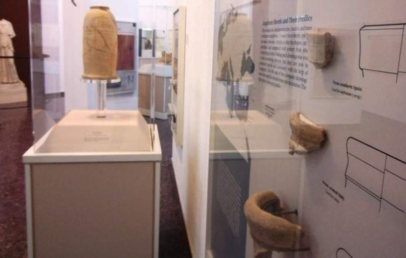 "Ralli Museum, Roman Evidence of International Trade, ""Herod's Dream"" exhibition"
