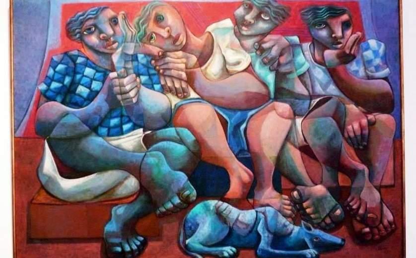 "Ralli Museum, Caesarea, Saro Adelo - ""Waking From A Dream'', Permanent exhibitions"