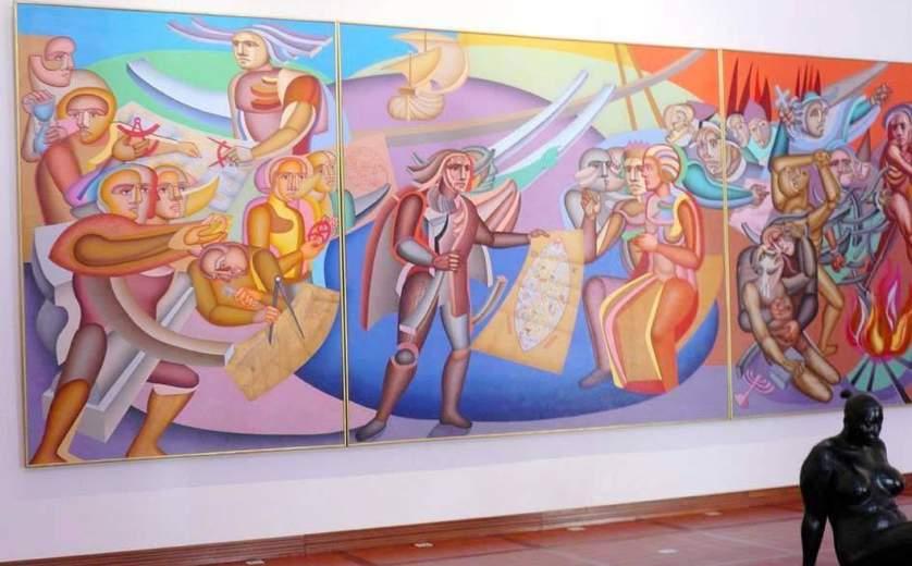 Ralli Museum, Caesarea, Permanent exhibitions