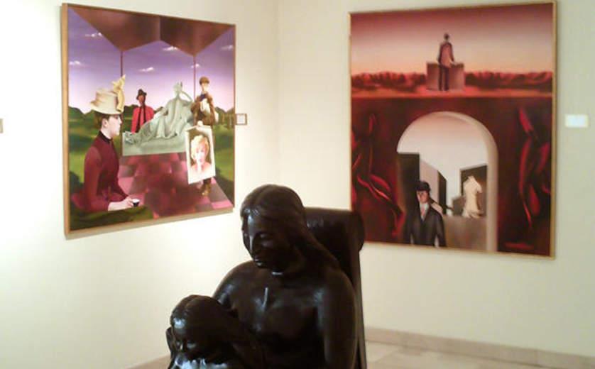 Ralli Museum, Santiago de Chile, Meschi Hall