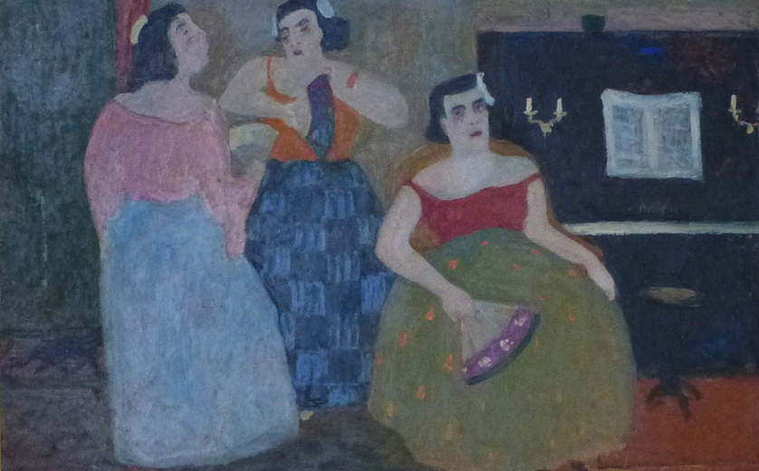 Ralli Museum, Santiago de Chile, collection of Latin American Art