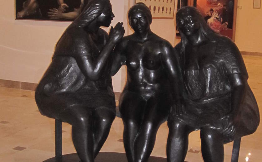 Ralli Museum, Marbella, Permanent exhibition