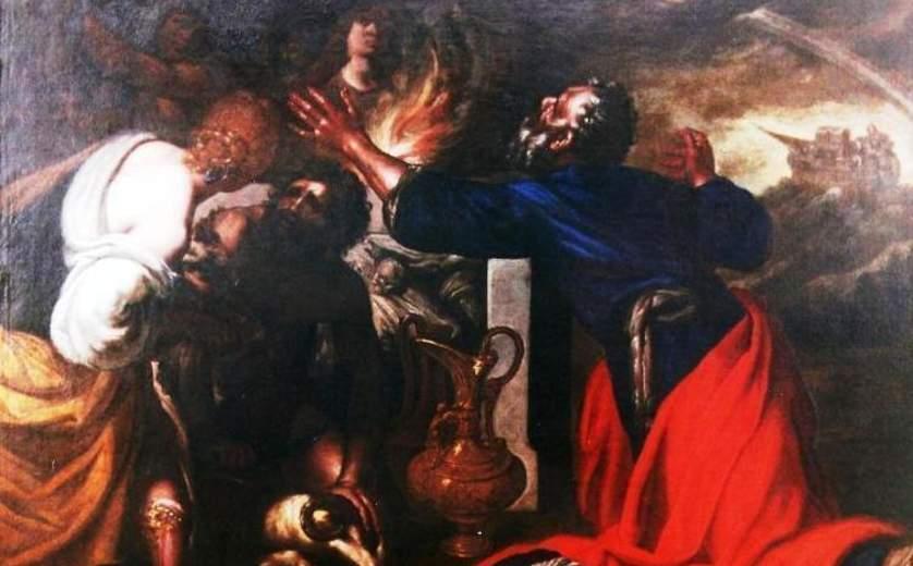 Historias de la Biblia, Museo Ralli, Cesarea
