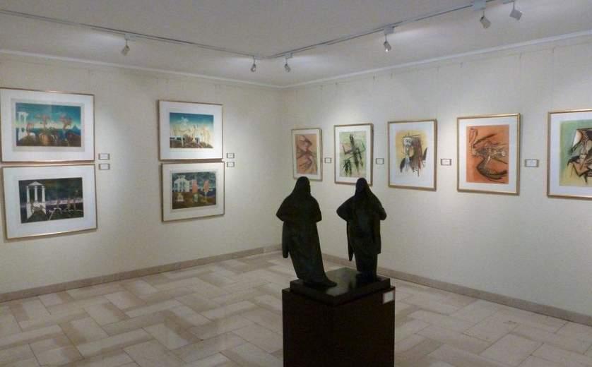 Mirada al Surrealismo, Museo Ralli, Santiago de Chile