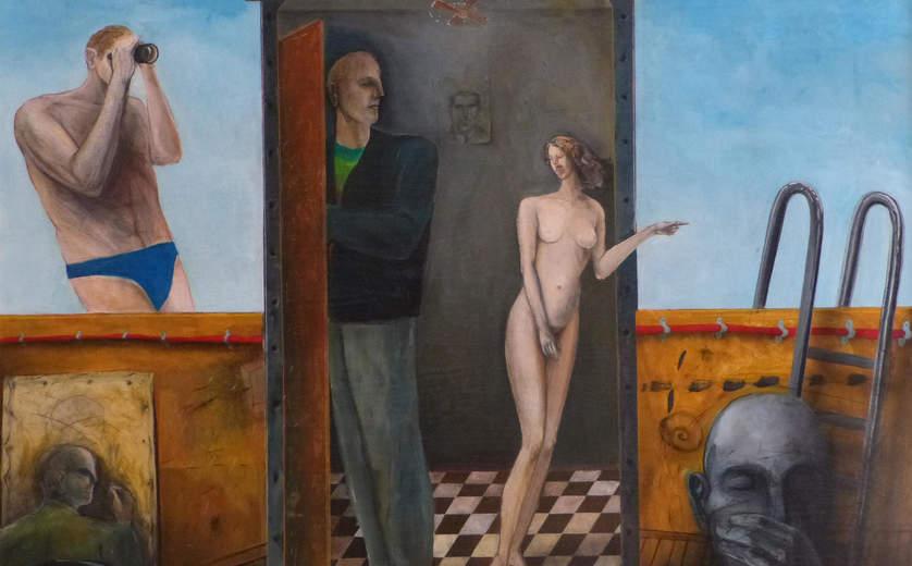 Colección permanente de arte latinoamericano, Museo Ralli, Santiago de Chile