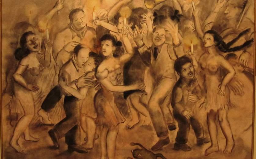 מוזיאון ראלי מארביה, תערוכות קבועות