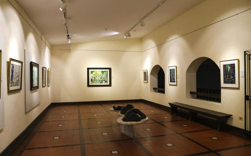 Ralli Museum, Punta del Este, ANDRE LANSKOY exhibition